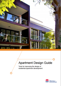 Nsw Apartment Design Guide Centre For Universal Design Australia